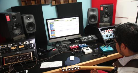 Mixing & Mastering, produccer - Henry Mello
