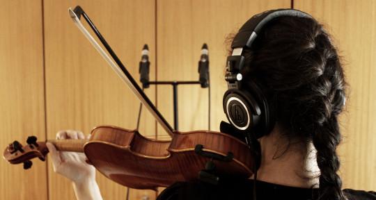 Session Violinist, Violist - Sofia Fontana