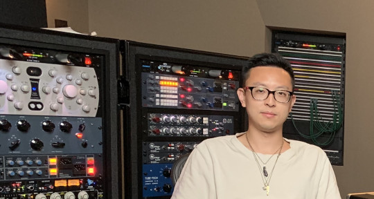 Asian Mixing Extraordinaire - Matt Sim