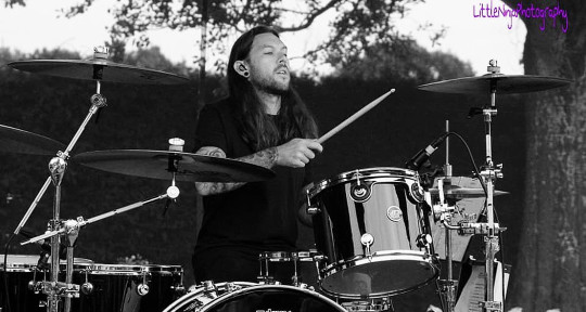 Photo of Chris Allan Drummer