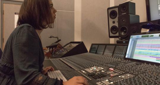 engineer, singer-songwriter - Abby Sullivan
