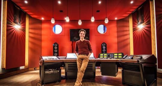 The Saint of Sound Mastering - Sander van der Heide