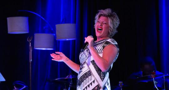 Singer, Songwriter, BGV's - Miss Jackie Wilson
