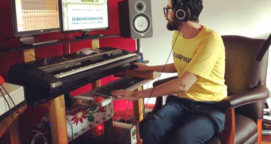 Remote Mixing & Mastering - Andres Azpiri