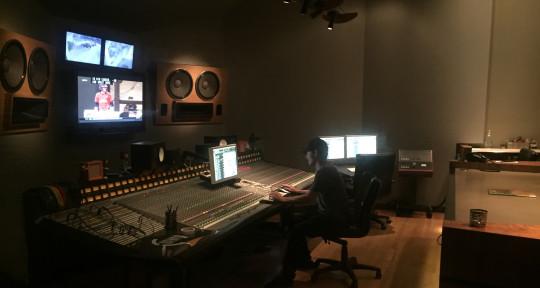 Recording/ Mixing Engineer - Randy Warnken