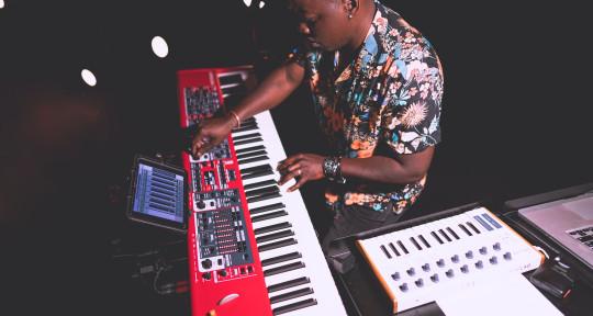 Music Producer / Engineer - Frank Iva