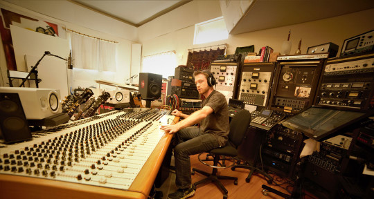 Engineer of the Mixing Variety - Steven Burns