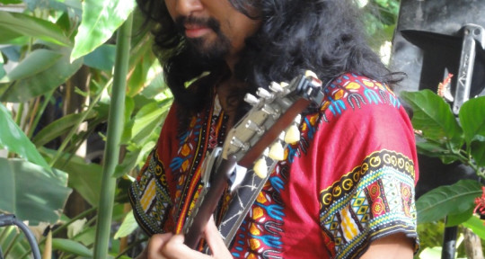 Session guitarist, Production - Alifchief
