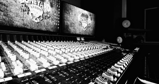 Producer, Recording/Mixing Eng - Terry Rasor