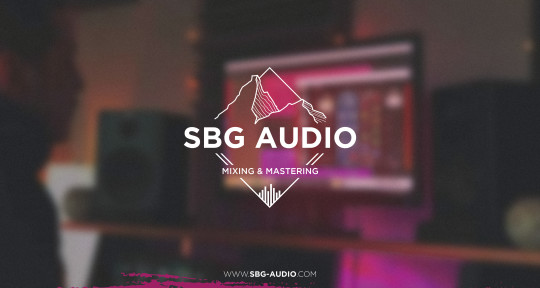 Online Mixing and Mastering - SBG Audio
