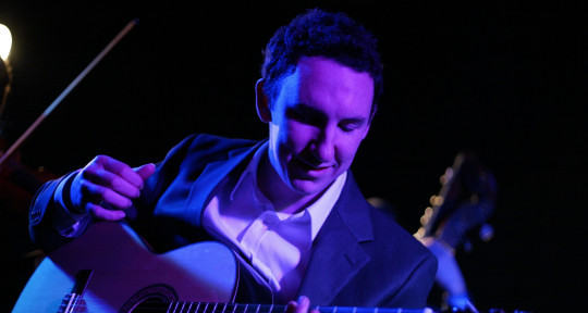 Session Guitarist & Composer - Mike G