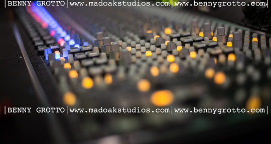 Prod|Mix|Eng|Recording Studio - Benny Grotto - Mad Oak Studios