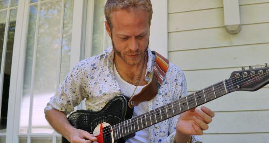 Session Guitarist - Rotem Sivan