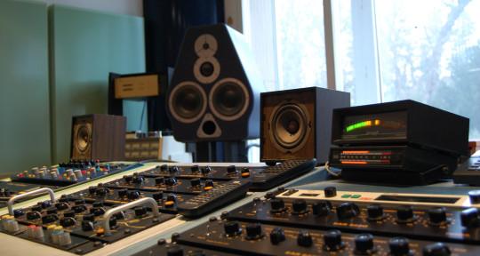 Mastering for CD, HiRes, Vinyl - Horst @ Gold Chamber Mastering
