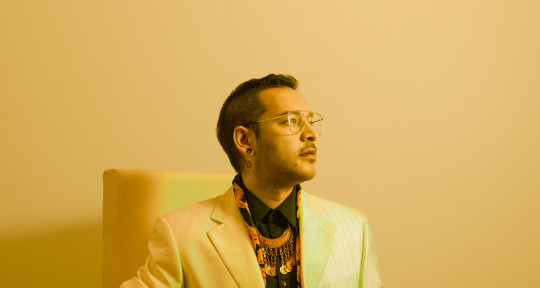 Songwriter, arranger, producer - Daniel Patiño