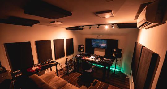 I'm a studio boy!  - Libardi