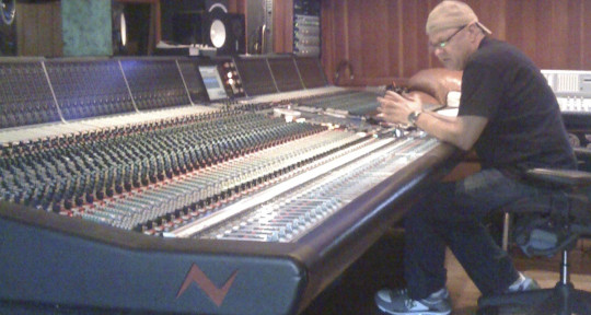 Producer / Mixer / Engineer - Joseph Magee