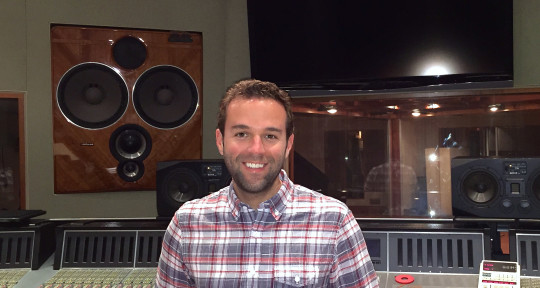Photo of Aaron Chmielewski