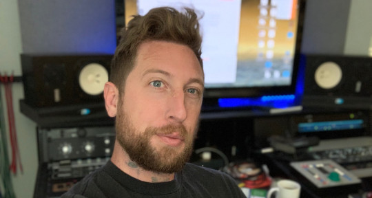 Producer, Mixer, Songwriter - Matt Lang