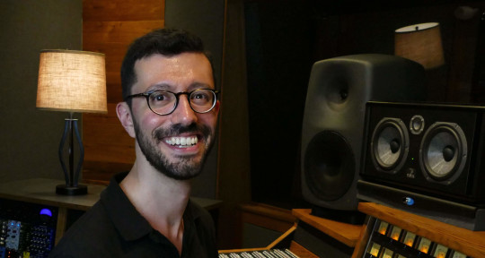 Recording and mixing - Evan Kornblum