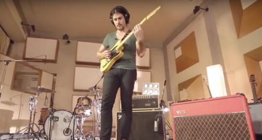 'Session Guitarist'  - Stefan Myburgh