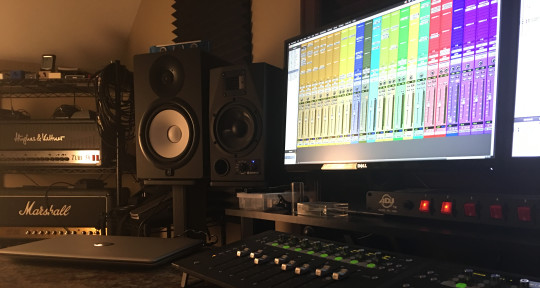 Mixing Producing Guitarist - Bret Ferguson