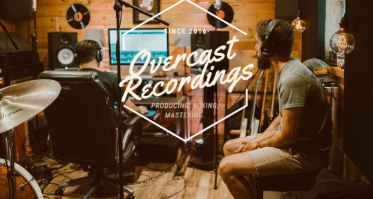 Photo of Overcast Recordings