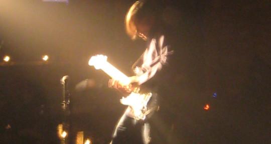 Session guitarist, Producer - Eddy Zak
