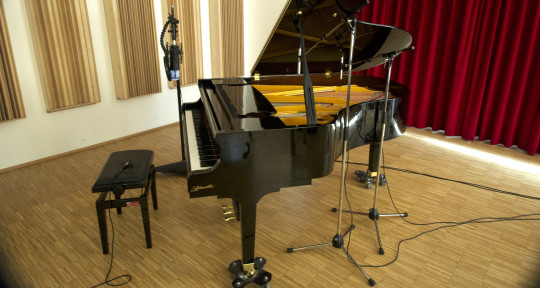 Mixing, Recording Studio - ART Studios Berlin