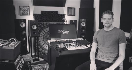 Mastering Engineer - Chris Pavey Mastering