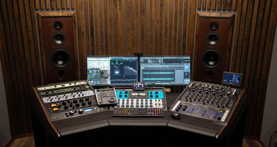 Award Winner Mastering Studio - LB-Mastering Studios