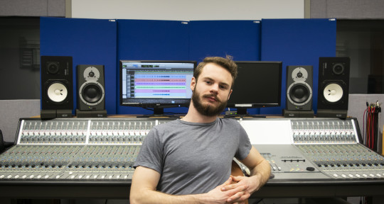 Engineer/Mixer - Trevor Okonuk