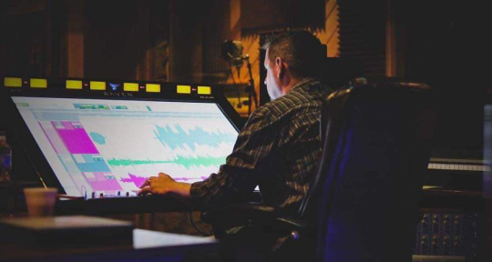 Engineer, Mixer, Producer - Michael Vealey