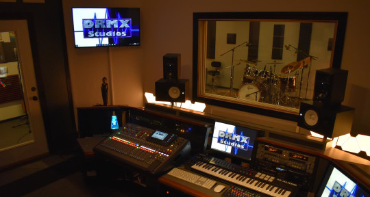 Digital Recording Mixing - DRMX Studios