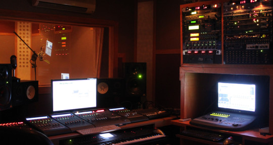 Music Producer/Mixing Engineer - Pepe Escalante
