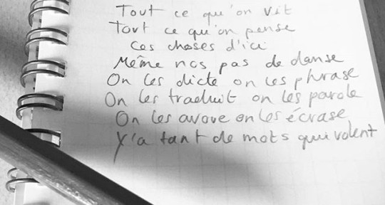 Song writer - French & English - Yann Frot