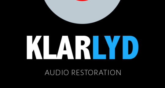 Audio restoration - Klar Lyd