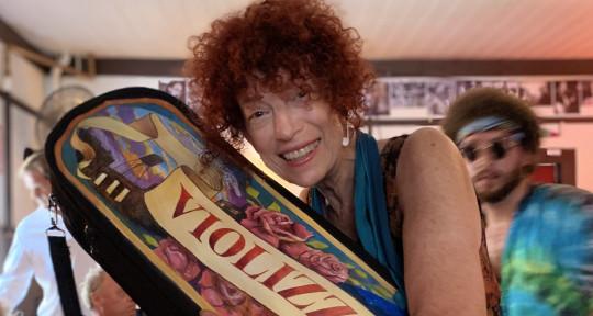 Violinist singer songwriter - Violizzy
