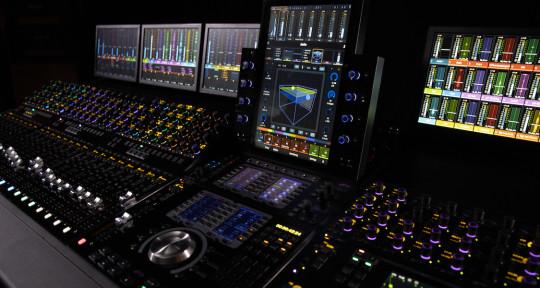 Audio Engineer - Momen Osama