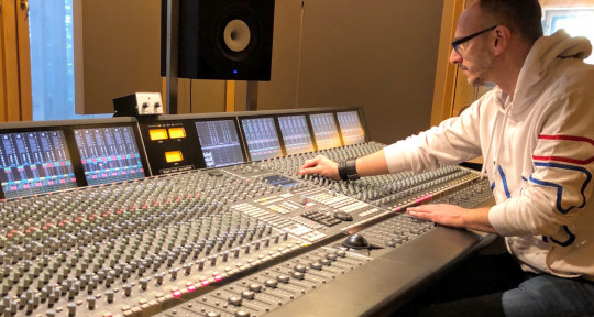 Awarded Mixing Engineer - ANDRE SCHÖTTLER
