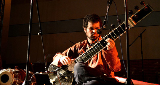 Session Studio Sitarist - Xavi Ganjam