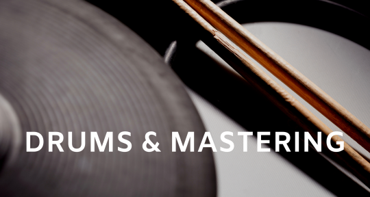 Drumming & Mastering Services - BENHLMS