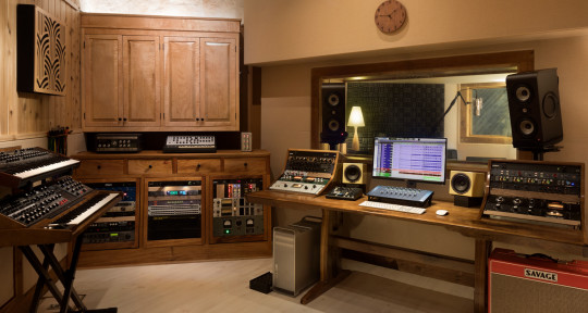 Recording and Mixing Studio  - Eastside Music Studios