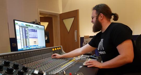 Mixer and Producer - Graham Waller