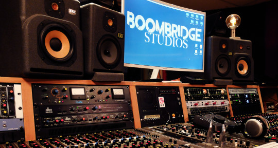 Remote Mixing & Mastering  - BoomBridge Studios