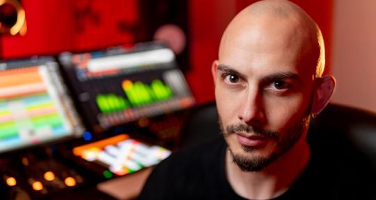 Music Producer / Mixing - Giuseppe Sorce (NeZoomie)