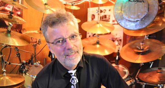 Recording Studio Drummer/Vocal - Tom Venable