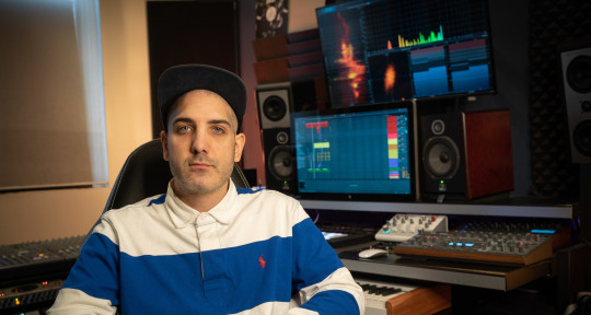 Mixing and mastering, Producer - Ben Safire