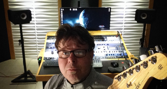 Recording Engineer, Guitarist - John K