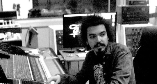 Record Producer, Musician - Edu Molina / Garlic Records